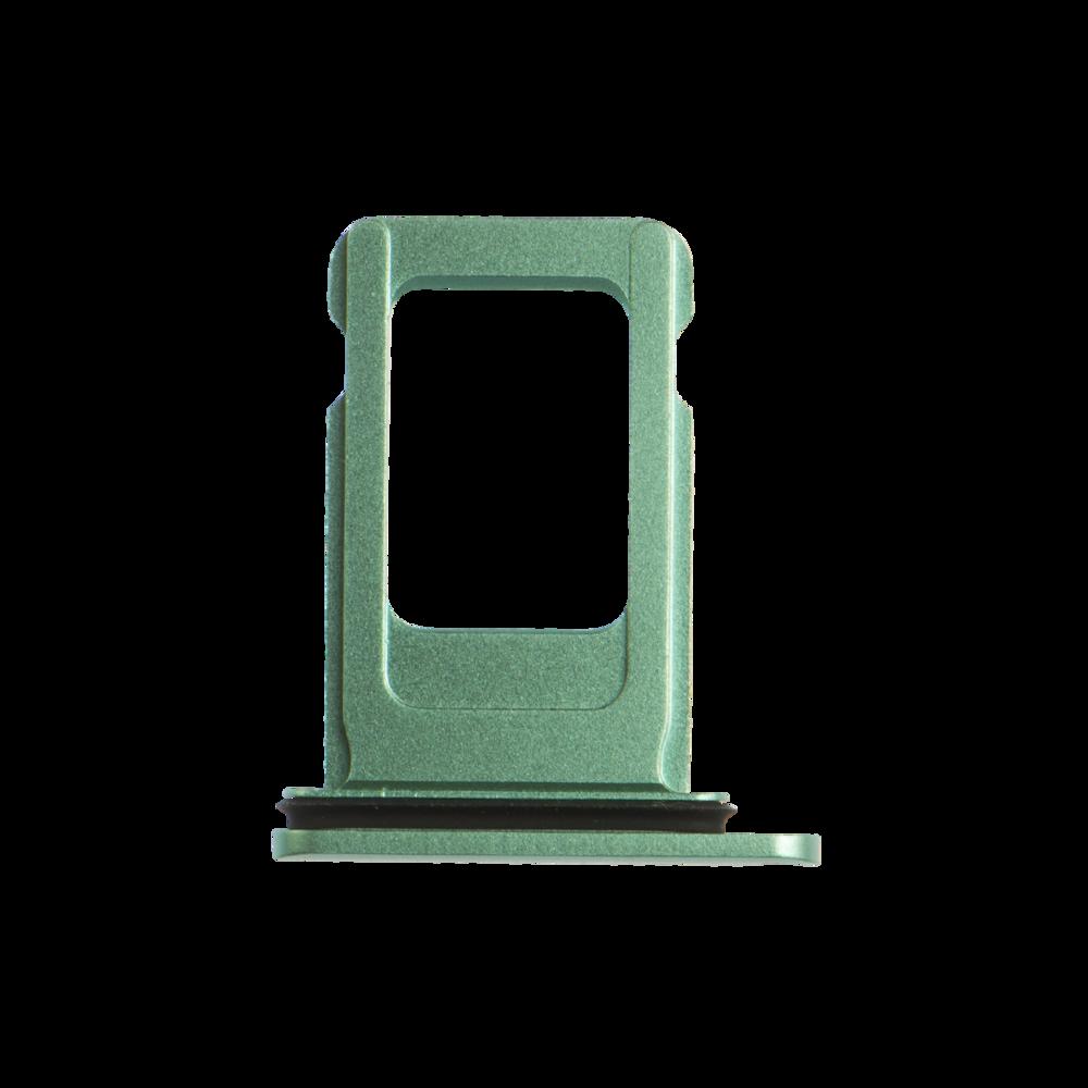Купить Лоток SIM-карты (Green) для iPhone 11