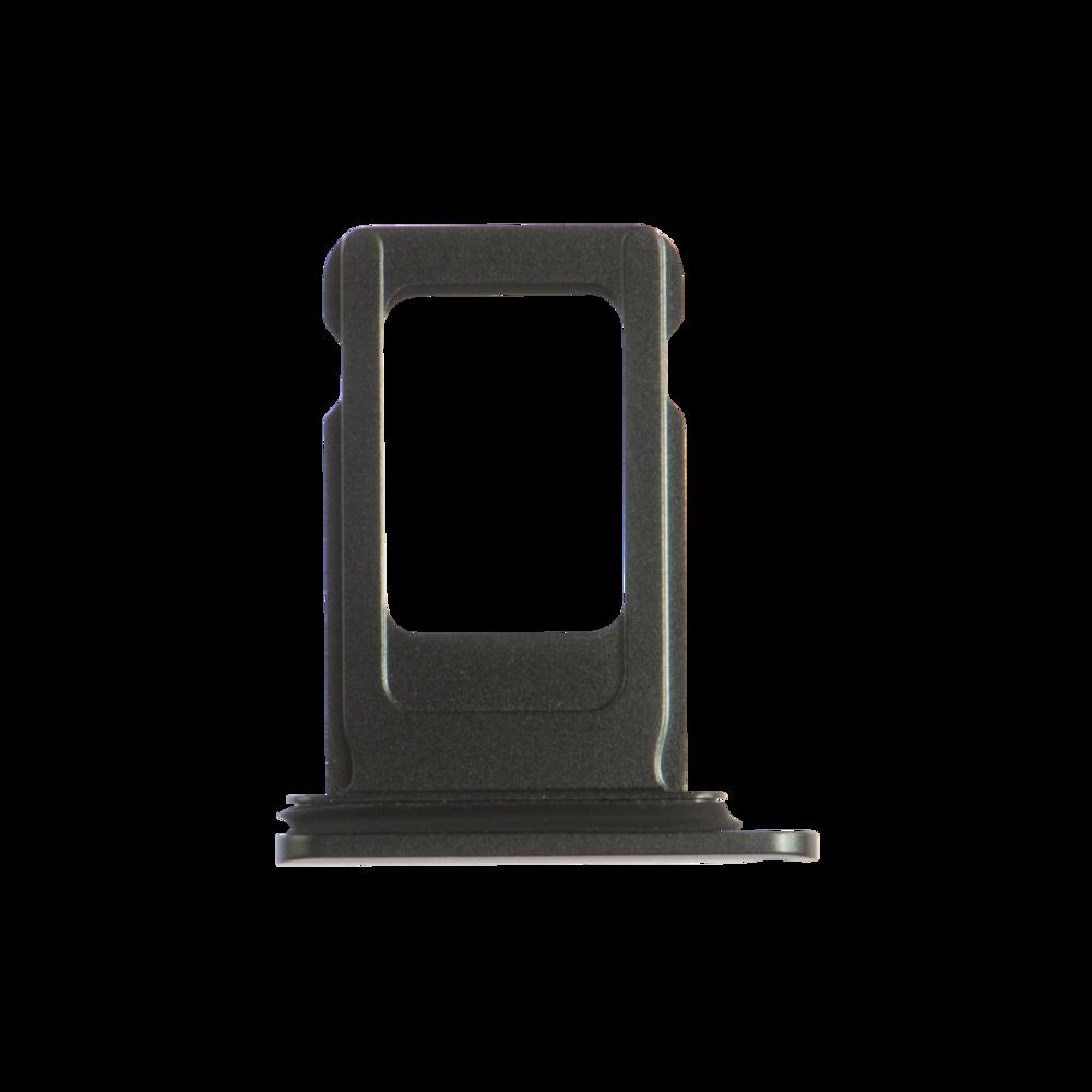 Купить Лоток SIM-карты (Black) для iPhone 11