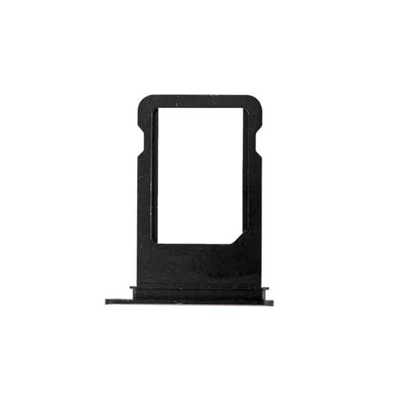 Купить Лоток SIM-карты (Black) для iPhone 7 Plus