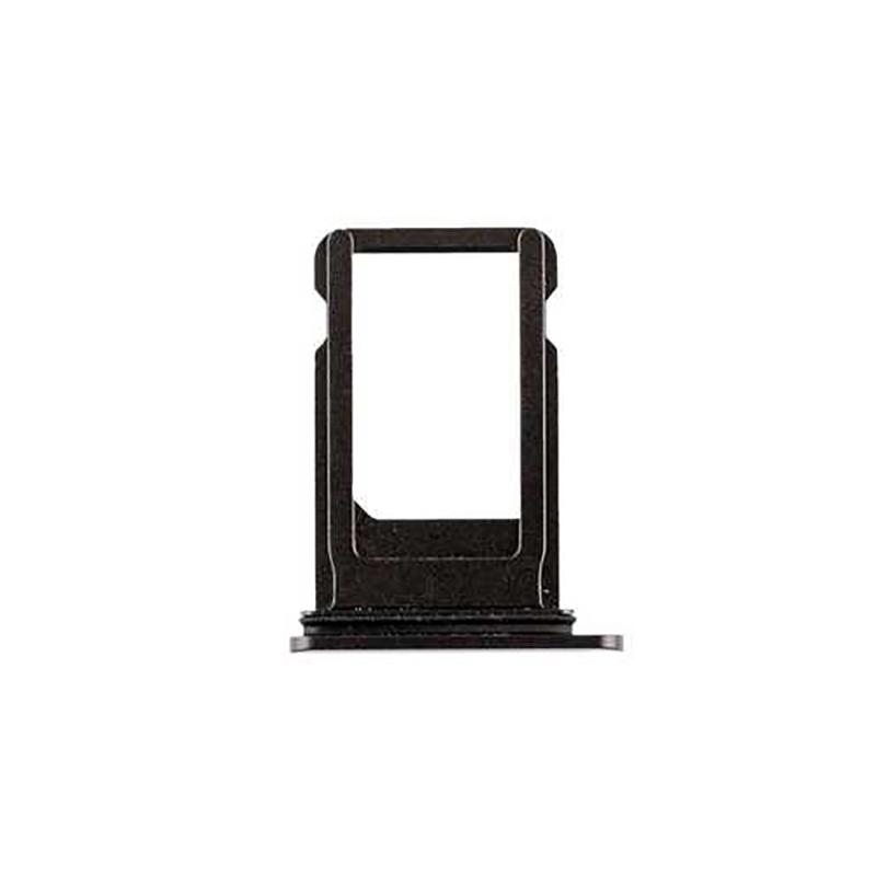 Купить Лоток SIM-карты (Black) для iPhone 8