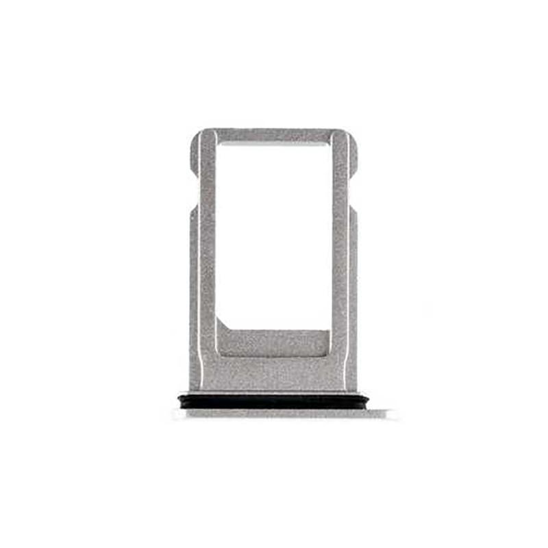 Купить Лоток SIM-карты (Silver) для iPhone 8