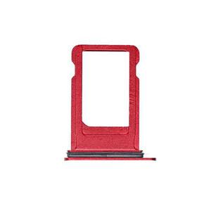 Купить Лоток SIM-карты (Red) для iPhone 8