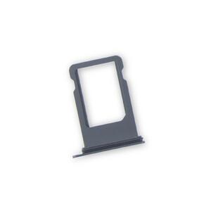 Купить Лоток SIM-карты (Black) для iPhone 8 Plus
