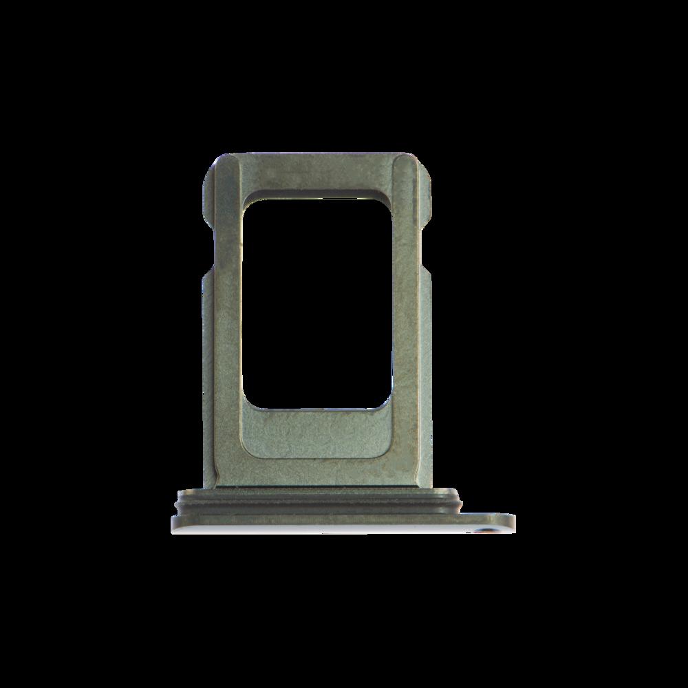 Купить Лоток SIM-карты (Midnight Green) для iPhone 11 Pro | 11 Pro Max