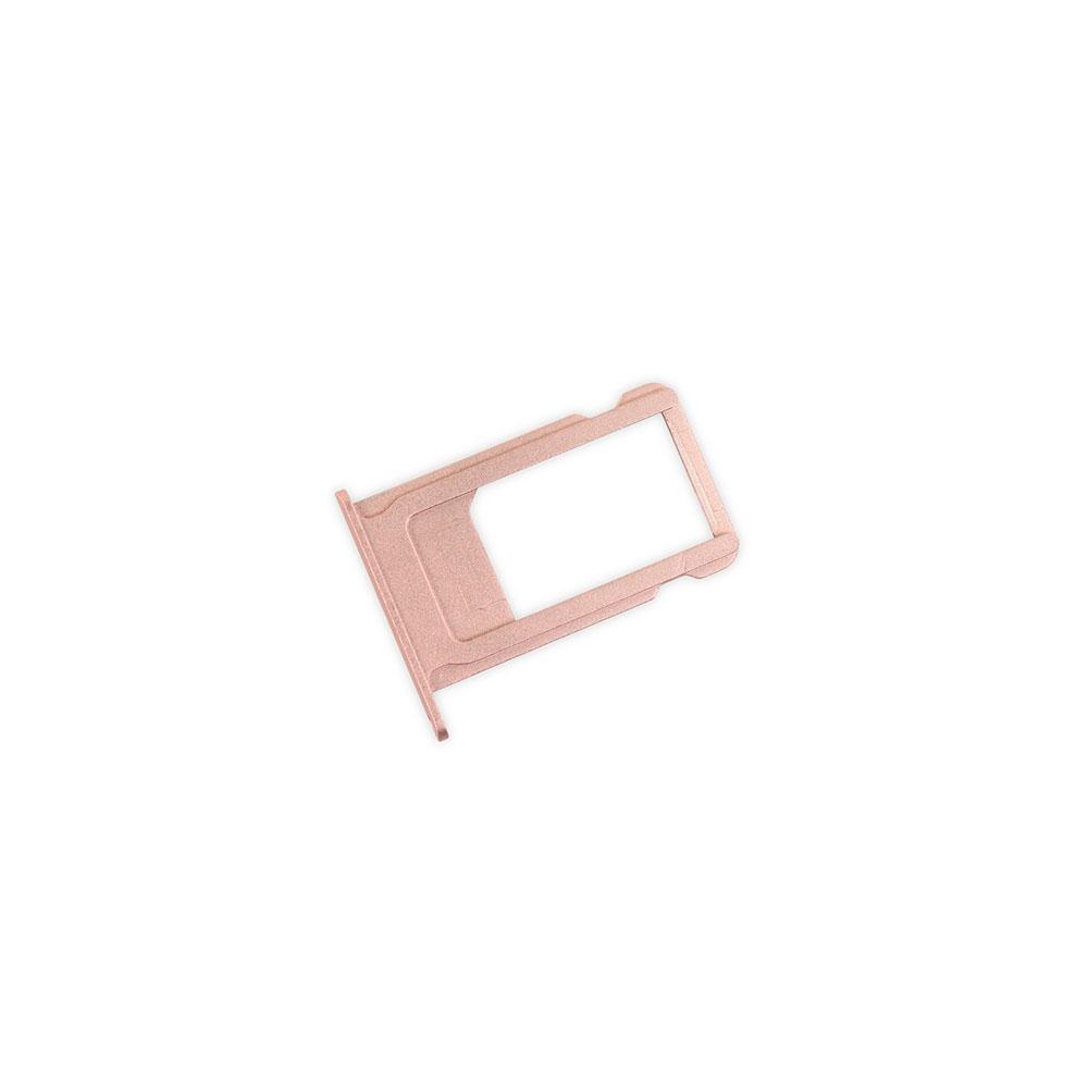 Купить Лоток SIM-карты (Rose Gold) для iPhone 6s Plus