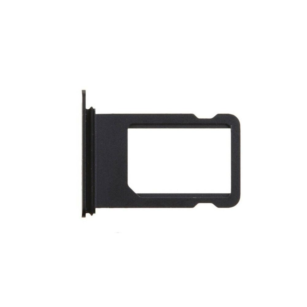 Купить Лоток SIM-карты (Black) для iPhone X