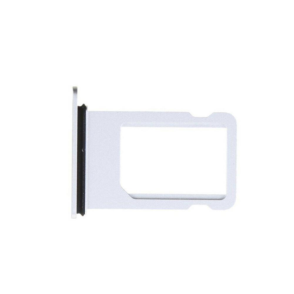 Купить Лоток SIM-карты (Silver) для iPhone X