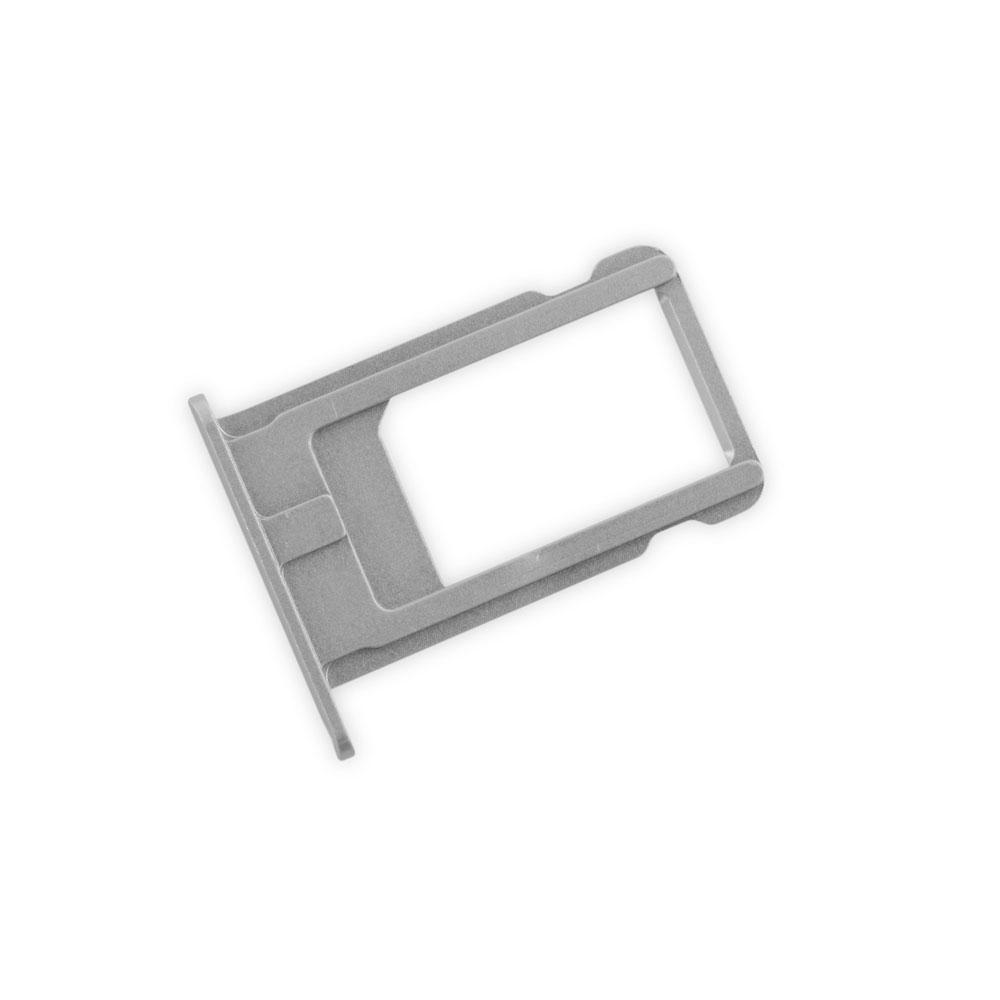 Купить Лоток SIM-карты (Silver) для iPhone 6 Plus