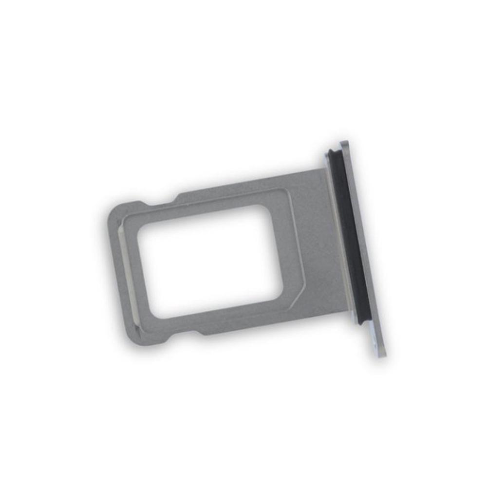 Купить Лоток SIM-карты (Silver) для iPhone XS Max