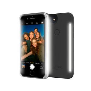 Купить Селфи-чехол с подсветкой LuMee Duo Black для iPhone 8/7/6/6s