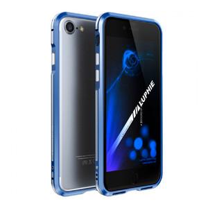 Купить Алюминиевый бампер Luphie Aviation Blue iPhone 7/8