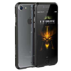 Купить Алюминиевый бампер Luphie Aviation Black для iPhone 7
