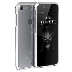 Купить Алюминиевый бампер Luphie Aviation Silver для iPhone 7/8