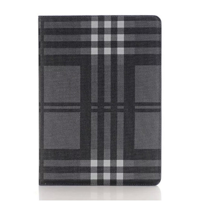 Чехол Plaid Burberry Black для iPad Pro 9.7""