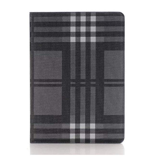 """Чехол Plaid Burberry Black для iPad Pro 9.7"""""""
