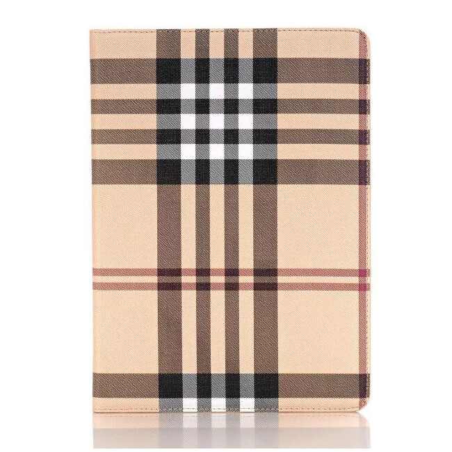 Чехол Plaid Burberry Khaki для iPad Pro 9.7""