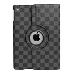 """Кожаный чехол 360 LV Pattern Black для iPad Pro 9.7"""" (2016)"""