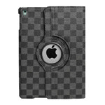 "Кожаный чехол 360 oneLounge LV Pattern Black для iPad Pro 9.7"" (2016)"