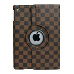 """Кожаный чехол 360 LV Pattern Brown для iPad Pro 9.7"""""""