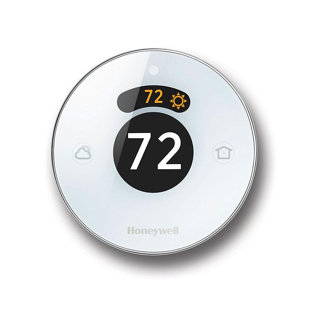 Умный термостат Honeywell Lyric Round Wi-Fi Thermostat 2nd Generation (RCH9310WF)