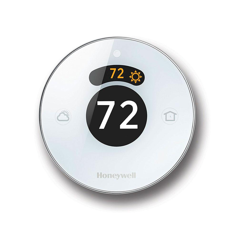 Купить Умный термостат Honeywell Lyric Round Wi-Fi Thermostat 2nd Generation