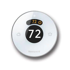 Купить Умный термостат Honeywell Lyric Round Wi-Fi Thermostat 2nd Generation (RCH9310WF)