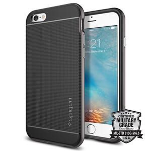 Купить Чехол Spigen Neo Hybrid Gunmetal для iPhone 6/6s