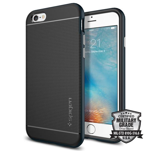 Чехол Spigen Neo Hybrid Metal Slate для iPhone 6/6s