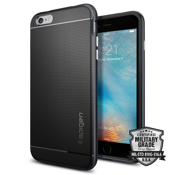 Чехол Spigen Neo Hybrid Metal Slate для iPhone 6 Plus/6s Plus