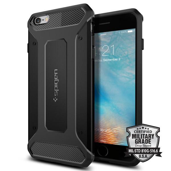 Чехол Spigen Rugged Armor для iPhone 6/6s Plus