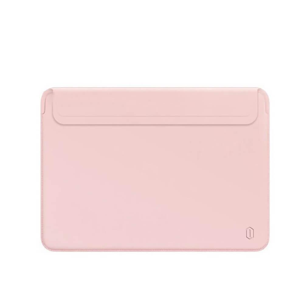 "Купить Чехол-папка для MacBook Pro 16"" | Pro 15"" WIWU Skin Pro 2 Pink"