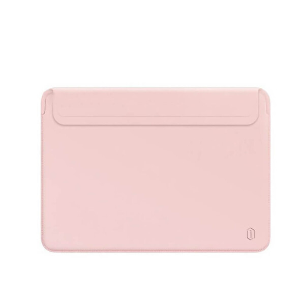 "Чехол-папка для MacBook Pro 16""   Pro 15"" WIWU Skin Pro 2 Pink"