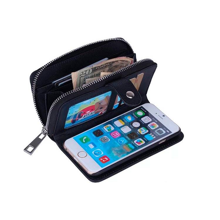 Чехол-кошелек MagnetCase 2 в 1 для iPhone 5/5S/SE/5C