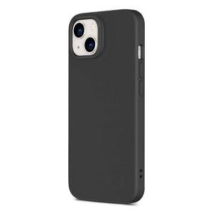 Купить Черный силиконовый чехол MagSafe ESR Cloud Soft Series Liquid Silicone Case Cover with HaloLock Black для iPhone 13