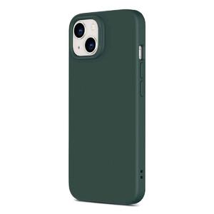 Купить Силиконовый чехол MagSafe ESR Cloud Soft Series Liquid Silicone Case Cover with HaloLock Pine Green для iPhone 13