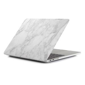 "Купить Мраморный чехол oneLounge Marble White | White для MacBook Pro 16"" (2019)"