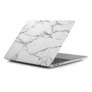 """Купить Мраморный чехол oneLounge Marble White/Gray для MacBook Air 13"""" (2020/2019/2018)"""