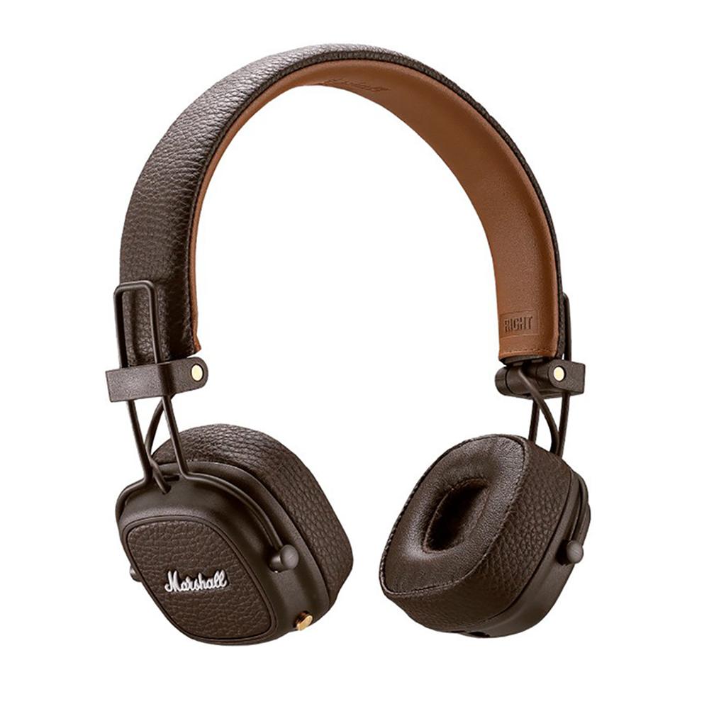 Купить Беспроводные наушники Marshall Major III Bluetooth Brown
