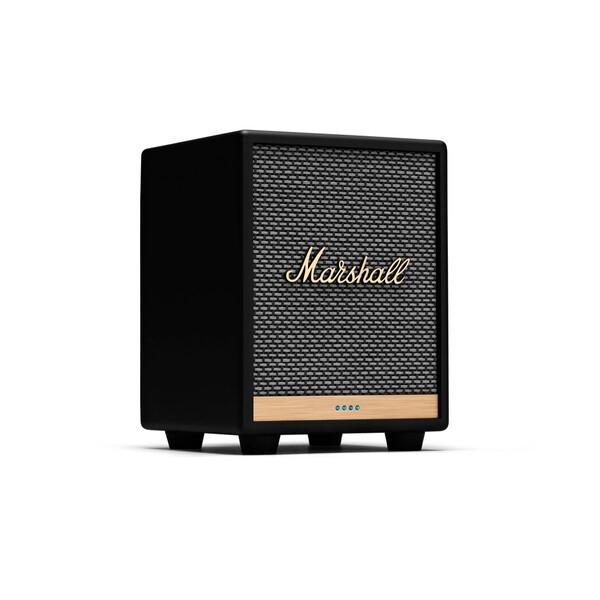 Колонка Marshall Uxbridge Voice HomeKit (Black) с голосовым помощником