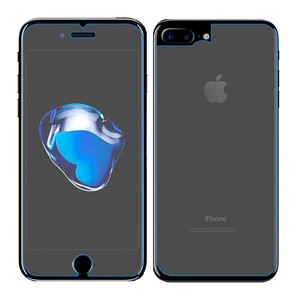 Купить Передняя и задняя защитная пленка oneLounge SilicolView для iPhone 7 Plus/8 Plus