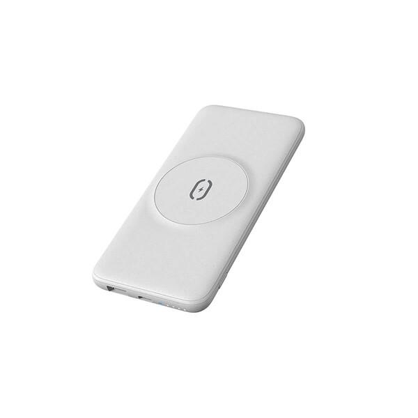 Внешний аккумулятор с беспроводной зарядкой Mcdodo MagSafe Magnetic Wireless Charger Power Bank 10000mAh (c поддержкой анимации)