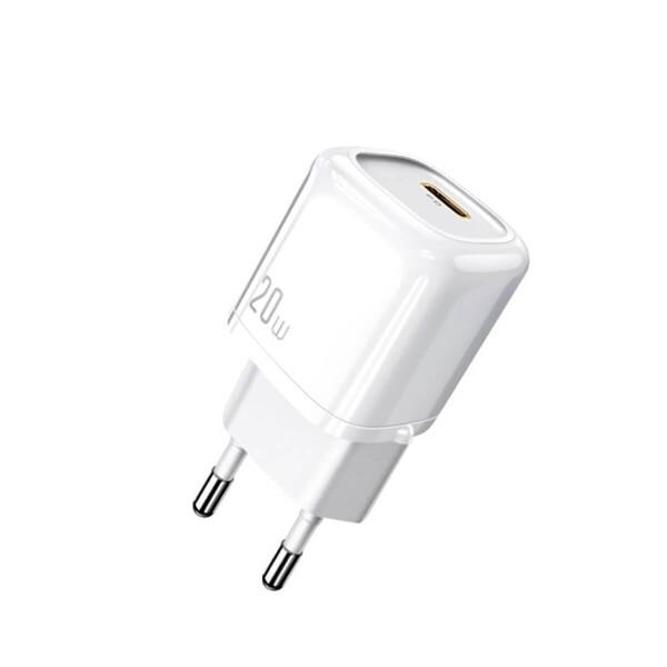Быстрое сетевое зарядное устройство Mcdodo Mini PD Fast Charge 20W