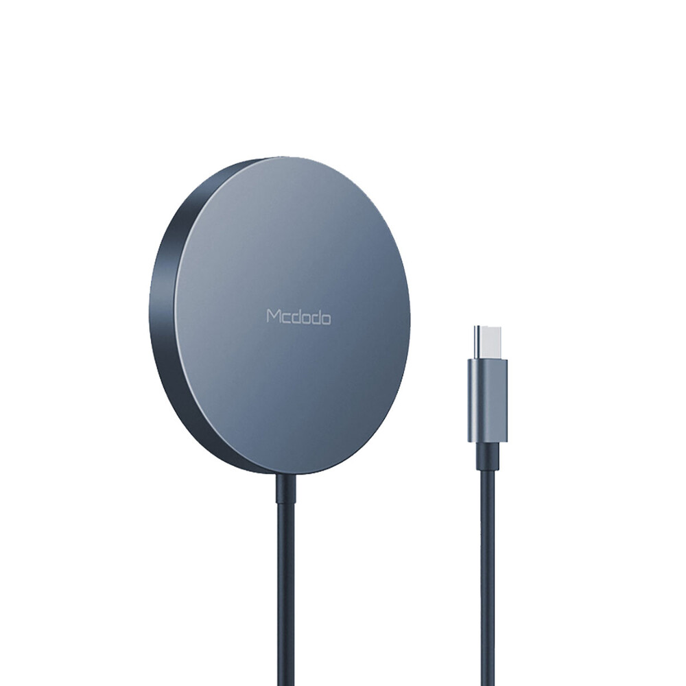 Беспроводная зарядка Mcdodo Wireless Charger 15W MagSafe для iPhone 12 mini | 12 | 12 Pro | 12 Pro Max