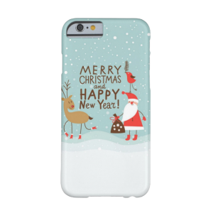 Купить Чехол BartCase Merry Christmas and Happy New Year для iPhone 6/6s