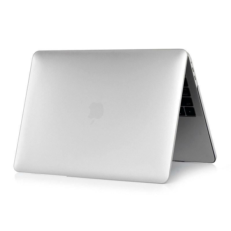 "Пластиковый чехол iLoungeMax Soft Touch Metallic Silver для MacBook Pro 13"" (2016-2019)"