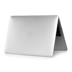Купить Пластиковый чехол Soft Touch Metallic Silver для Macbook Pro 13'' (2016/2017)