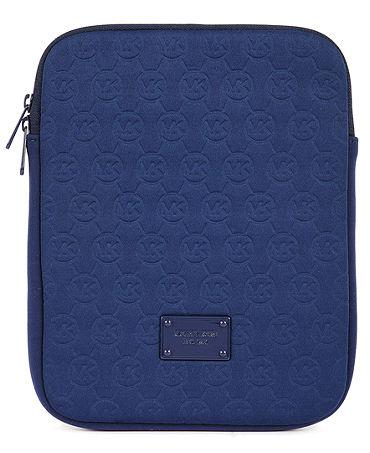 Чехол Michael Kors Neoprene Navy для iPad