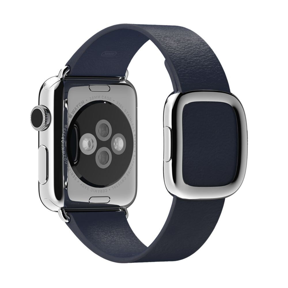 Ремешок Apple 38mm Midnight Blue Modern Buckle (MJ5A2) Medium для Apple Watch Series 1/2