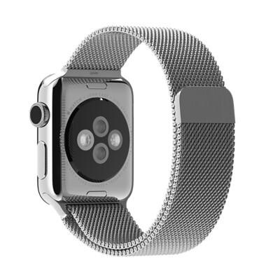 Ремешок Apple 38mm Milanese Loop (MJ5E2) для Apple Watch Series 1/2/3