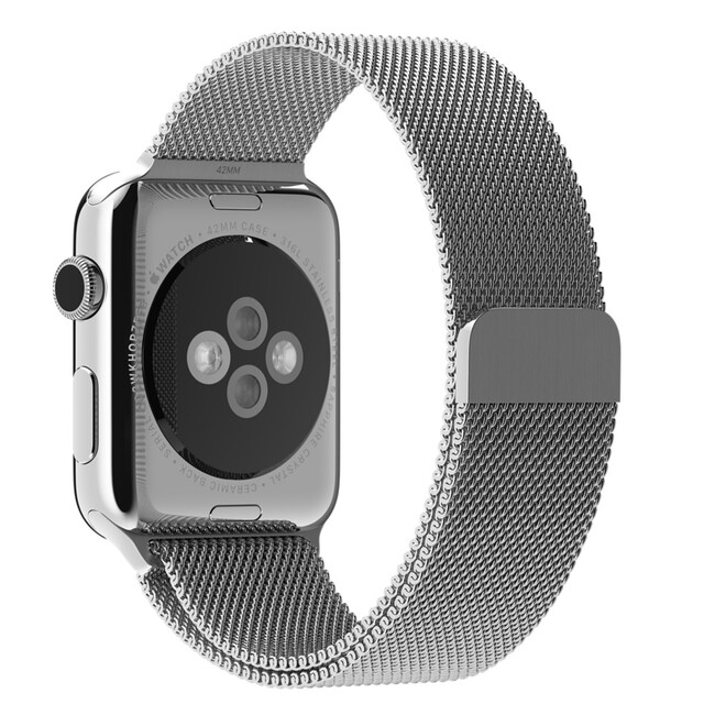 Ремешок Apple 42mm Milanese Loop (MJ5F2) для Apple Watch